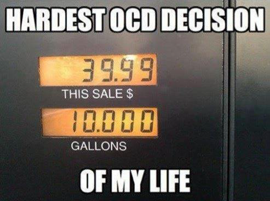 Hardest OCD decision of my life