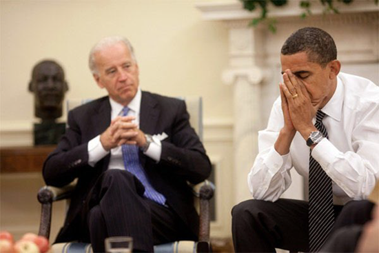 Biden: Maybe we make our own country and he won't be invited